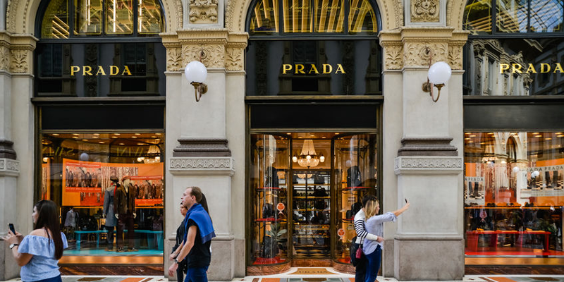 PRADAを高額買取するブランド品買取専門リサイクルショップ
